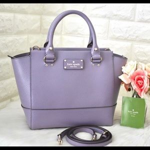 NWT-Kate Spade Wellesely Camryn